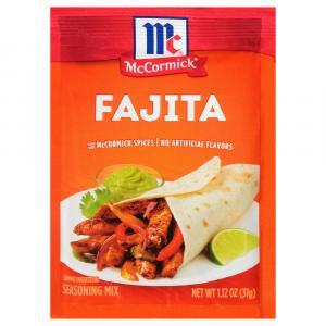 Mccormick Fajitas Marinade Mix