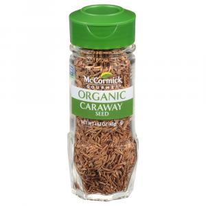 McCormick Gourmet Organic Caraway Seed
