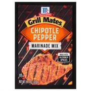 McCormick Grill Mates Chipotle Pepper Marinade Mix