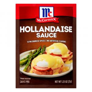 McCormick Hollandaise Sauce Mix