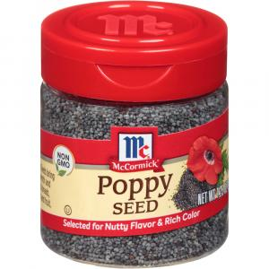 McCormick Poppy Seeds