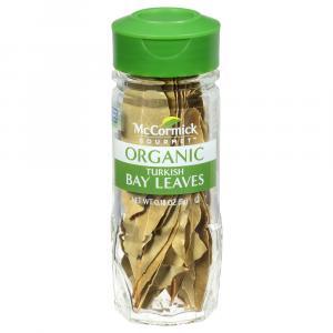 McCormick Gourmet Organic Turkish Bay Leaves