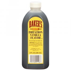 McCormick Baker's Imitation Vanilla Flavoring