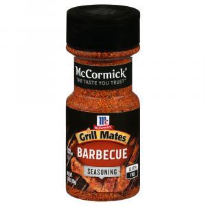 Mccormick Grill Mates Barbecue Seasoning