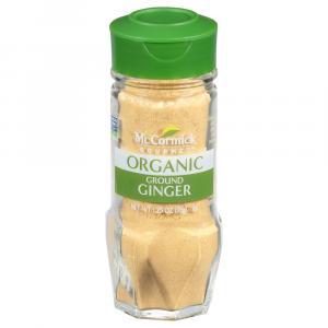 McCormick Gourmet Organic Ground Ginger