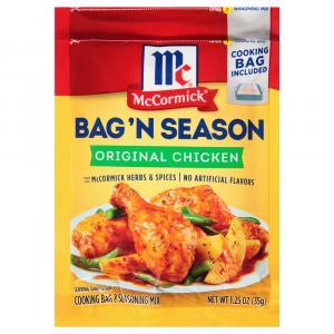 Mccormick Original Chicken Bag 'n Season