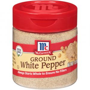 McCormick Ground White Pepper