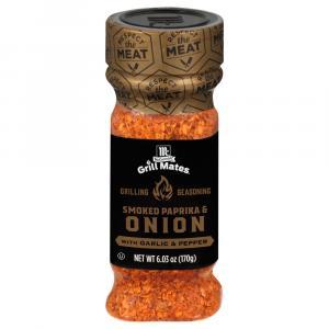 McCormick Grill Mates Smoked Paprika & Onion