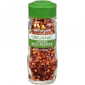 McCormick Gourmet Organic Crushed Red Pepper