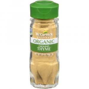 Mccormick Gourmet Fancy Ground Thyme