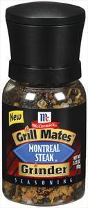 Mccormick Grill Mates Montreal Steak Ground Seasoning