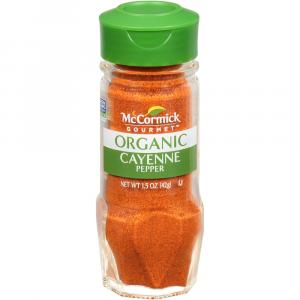 McCormick 100% Organic Red Cayenne Pepper