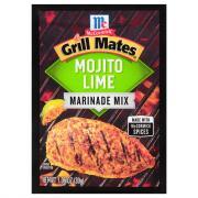 McCormick Grill Mates Mojito Lime Marinade Mix