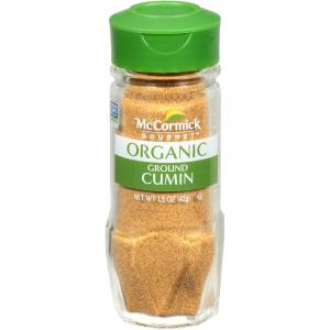 McCormick 100% Organic Ground Cumin