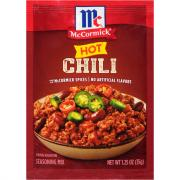 McCormick Hot Chili Seasoning Mix