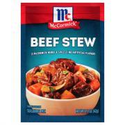 McCormick Beef Stew Mix
