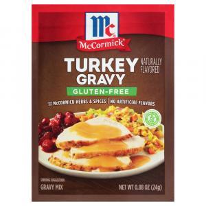 McCormick Gluten-Free Turkey Gravy Mix