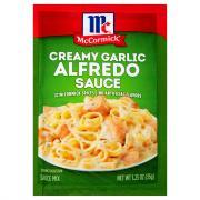McCormick Alfredo Sauce Mix