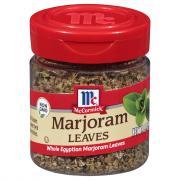 McCormick Marjoram Leaves