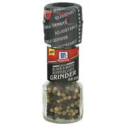 McCormick Black & White Peppercorn Grinder