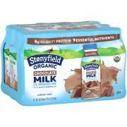 Stonyfield Organic 2% Reduced Fat Chocolate Milk