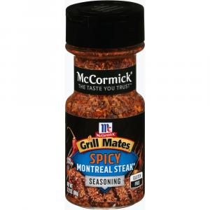 McCormick Grill Mates Spicy Montreal Steak