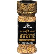 McCormick Grill Mates Cracked Pepper & Garlic