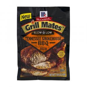 Mccormick Grill Mates Tennessee Smokehouse Bbq Rub
