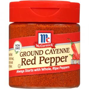 McCormick Ground Red Cayenne Pepper
