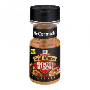 Mccormick Grill Mates Hot Pepper Blackened