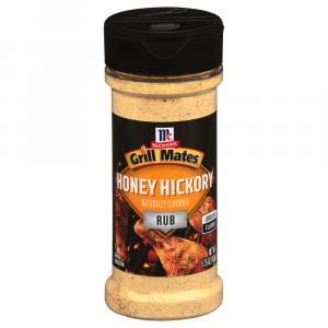 Mccormick Grill Mates Honey Hickory Rub