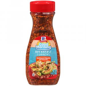 Mccormick Breakfast Toppers Southwest Chipotle