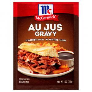 Mccormick Au Jus Gravy Mix