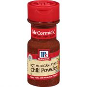 McCormick Hot Mexican Chili Powder