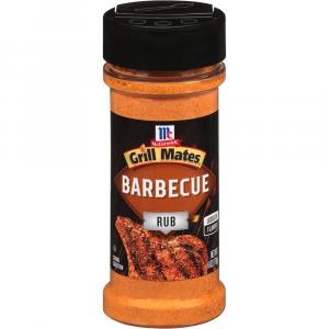 Mccormick Grill Mates Barbeque Rub