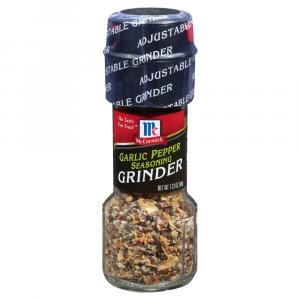 McCormick Garlic Pepper Grinder