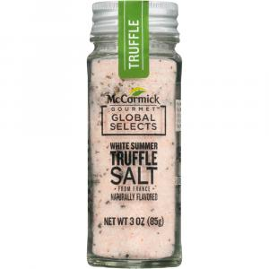 McCormick Gourmet Global Selects White Summer Truffle Salt
