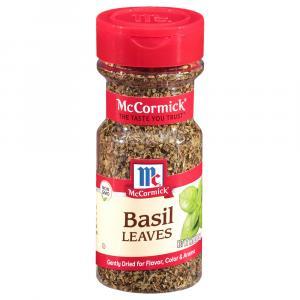 McCormick Whole Basil Leaves