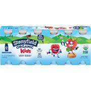 Stonyfield Organic Kids Verry Berry Smoothie
