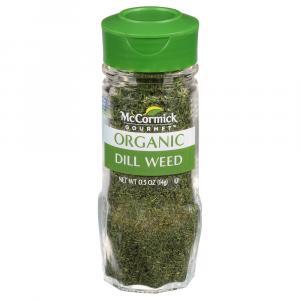 McCormick 100% Organic Dill Weed
