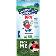 Stonyfield Organic Kids Strawberry Yogurt