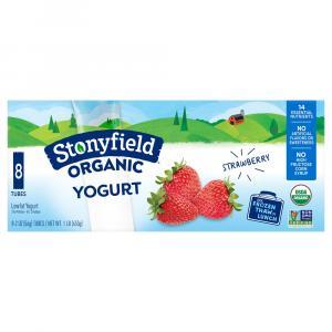 Stonyfield Organic Kids Strawberry Yogurt