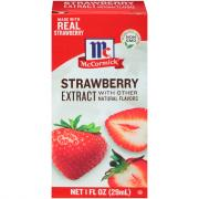 McCormick Imitation Strawberry Extract
