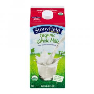 Stonyfield Organic Whole Milk
