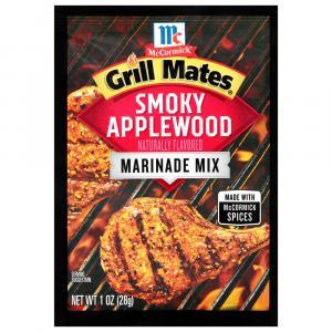 McCormick Grill Mates Smoky Applewood Marinade