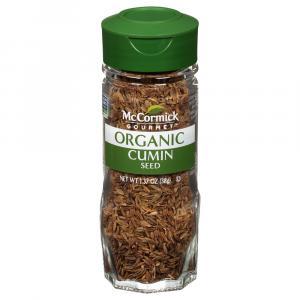 McCormick Gourmet Organic Cumin Seed