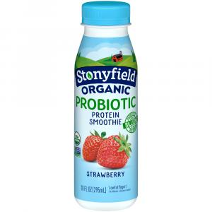 Stonyfield Organic Strawberry Smoothie