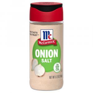 McCormick Onion Salt