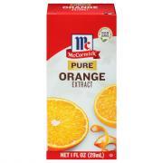 McCormick Orange Extract
