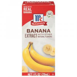 McCormick Imitation Banana Extract